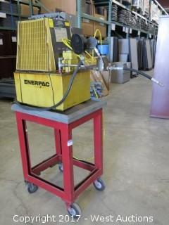 Enerpac PEM2025 Single Action Electric Hydraulic Pump