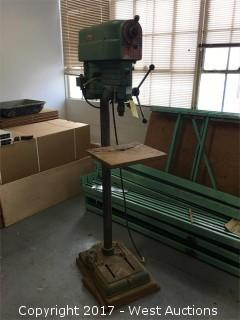 PowerMatic 1100 Drill Press