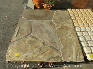 Pallet of Sample Walkway Stone