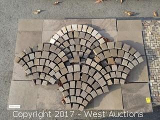 Pallet of Stone Tile Samples