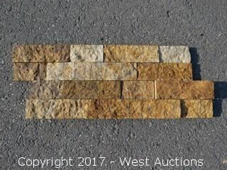 Crate: Gold Morisca 22x8 Wallstone