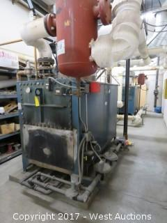 (2) Rite 250 Commercial Water Boilers With (2) Pumps