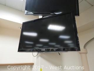 "45"" Samsung Flat Screen TV"