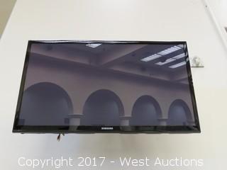 "44"" Samsung Flatscreen TV"