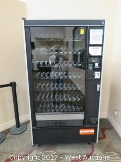 Automatic Products Snack Vending Machine