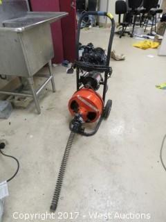Mini-Rooter XP Power Drain Cleaner