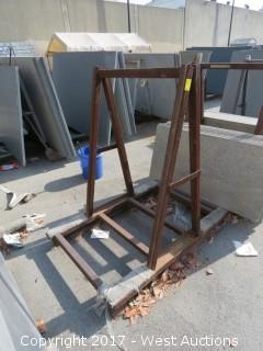 "52"" Tall x 32"" Wide Steel A-Frame"