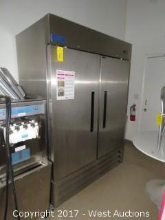 Arctic Air AF49 2-Door Reach-in Commercial Freezer