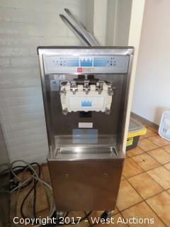 Taylor Frozen Yogurt Machine