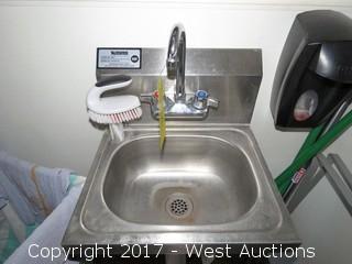 Krowne HS-2 Stainless Steel Sink