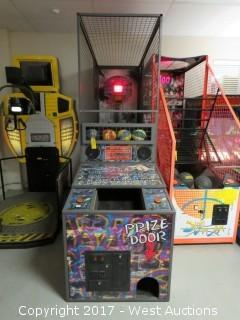 Rage in the Cage Arcade Basketball Machine