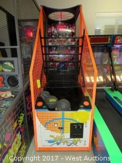 Slam 'n' Jam Arcade Basketball Machine
