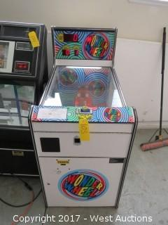 Wonder Wheel Arcade Machine