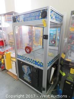 Wicked Ticket Twister Arcade Machine