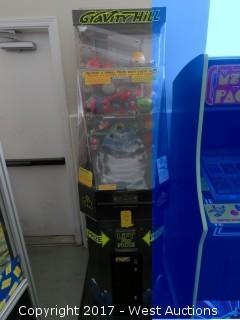 Gravity Hill Arcade Machine