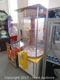 Slam-A-Winner Arcade Machine
