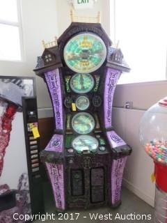 Haunted House Arcade Machine