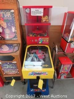 Xtreme Prize Arcade Pinball Machine