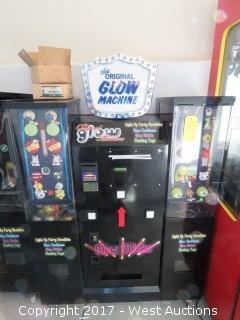 The Original Glow Machine Arcade Machine