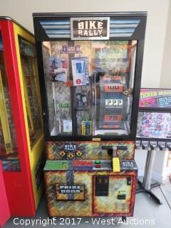 Bike Rally Arcade Machine