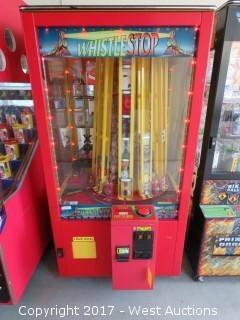WhistleStop Arcade Machine