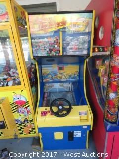 Sammy USA Co. Across the World Arcade Machine