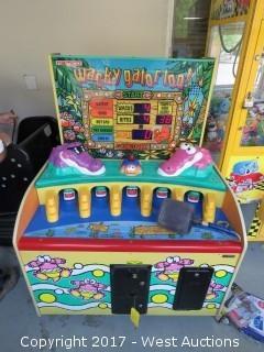Namco Wacky Gator Too Arcade Machine