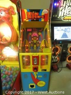 Big Shot Arcade Machine