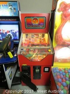 Rotary Merchandiser Arcade Prize Machine