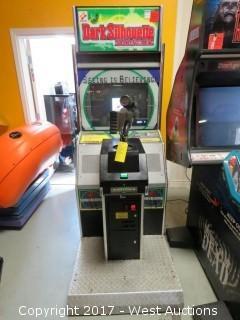 Konami Dark Silhouette Silent Scope 2 Arcade Machine