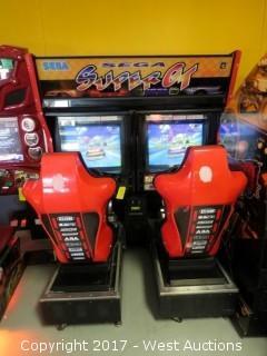 SEGA Super GT Arcade Machine