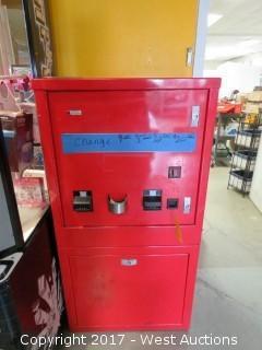 Change Dispenser