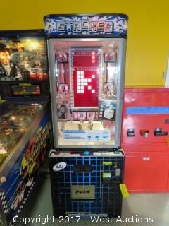 Lai Games Stacker Arcade Machine