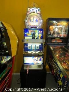 Ticket Stars Slotto Arcade Slot Machine