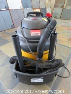 Shop Vac 18 Gallon Contractor Vacuum