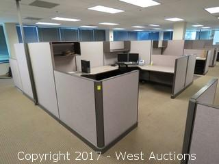 (22) Wall Cubicle Sections