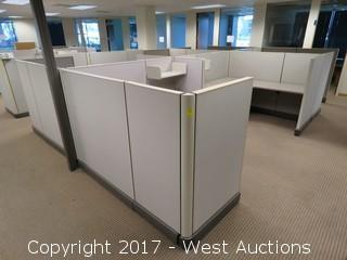 (26) Wall Cubicle Sections