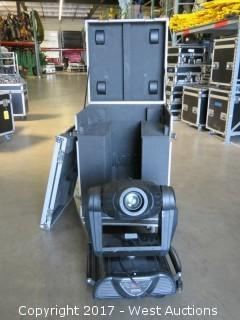 PR-2575 Moving Head Spot with Portable Road Case