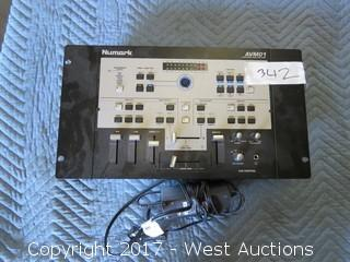 Numark AVM01 Audio/Video-Mixer
