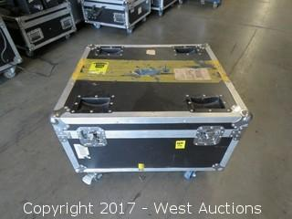 "Portable Road Case 28"" x 24"" x 14"""