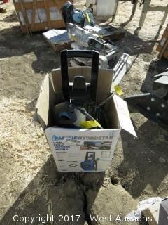 Pacific Hydrostar 1650PSI Electric Pressure Washer