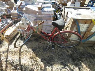 Huffy Coaster Brake Bicycle