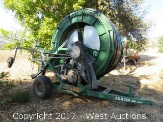 AG-RAIN Cannon Irrigation System