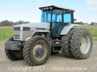 White 6195 Workhorse Tractor