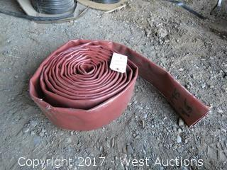"4"" High Pressure Water Hose"