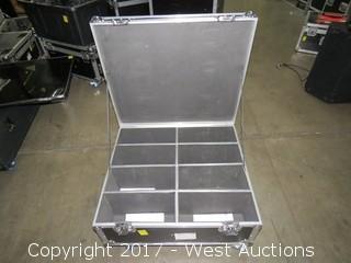 "Portable Road Case 29"" x 25"" x 12"""
