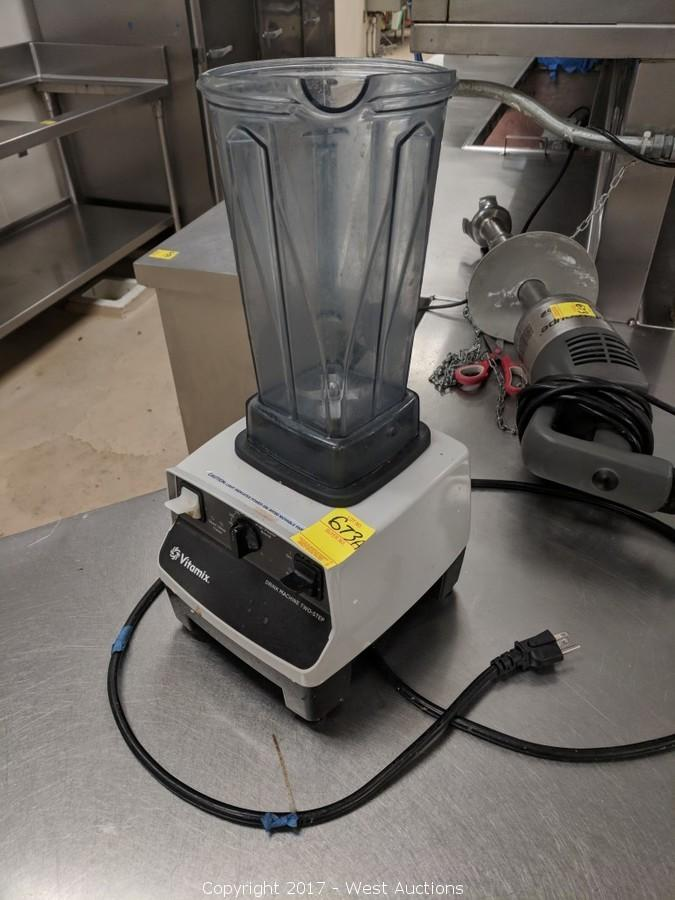 Bay Area Auto Auctions >> West Auctions - Auction: Complete Sellout of Bay Area Casino ITEM: Vitamix VM0100A Two-Step ...