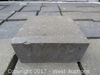 1 Pallet - 60 mm Pavers - Century Stone Square - Tahoe Blend