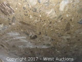 """Granite Slab 1cm 63"""" x 34"""""""