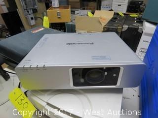 Panasonic F300 XGA Projector
